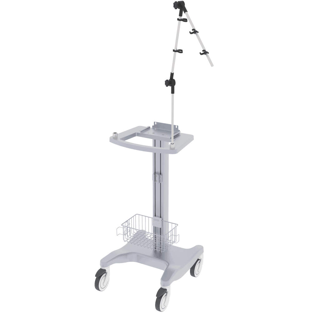 Tecme Ventillator Neuvoment Trolley